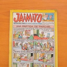 Tebeos: JAIMITO - Nº 416 - EDITORIAL VALENCIANA 1945. Lote 103669587