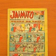 Tebeos: JAIMITO - Nº 520 - EDITORIAL VALENCIANA 1945. Lote 103669943