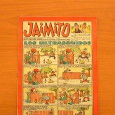Tebeos: JAIMITO - Nº 532 - EDITORIAL VALENCIANA 1945. Lote 103670263