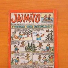 Tebeos: JAIMITO - Nº 523 - EDITORIAL VALENCIANA 1945. Lote 103672479