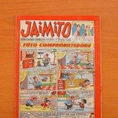 Tebeos: JAIMITO - Nº 517 - EDITORIAL VALENCIANA 1945. Lote 103672643