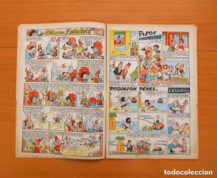 Tebeos: Jaimito - Nº 517 - Editorial Valenciana 1945 - Foto 3 - 103672643