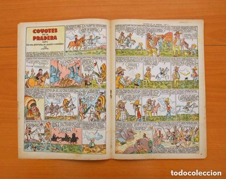 Tebeos: Jaimito - Nº 517 - Editorial Valenciana 1945 - Foto 4 - 103672643