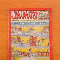 Tebeos: JAIMITO - Nº 392 - EDITORIAL VALENCIANA 1945. Lote 103672831