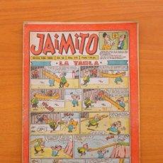 Tebeos: JAIMITO - Nº 382 - EDITORIAL VALENCIANA 1945. Lote 103672983