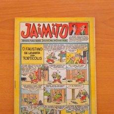 Tebeos: JAIMITO - Nº 402 - EDITORIAL VALENCIANA 1945. Lote 103673179