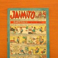 Tebeos: JAIMITO - Nº 529 - EDITORIAL VALENCIANA 1945. Lote 103673479