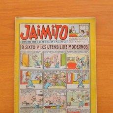 Tebeos: JAIMITO - Nº 374 - EDITORIAL VALENCIANA 1945. Lote 103678551