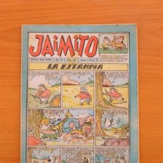 Tebeos: JAIMITO - Nº 387 - EDITORIAL VALENCIANA 1945. Lote 103692867