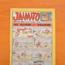 Tebeos: JAIMITO - Nº 432 - EDITORIAL VALENCIANA 1945. Lote 103692955