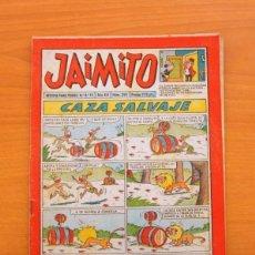 Tebeos: JAIMITO - Nº 394 - EDITORIAL VALENCIANA 1945. Lote 103693123