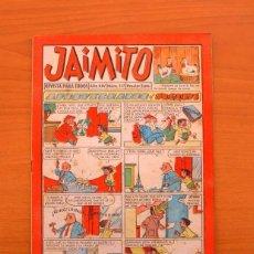 Tebeos: JAIMITO - Nº 527 - EDITORIAL VALENCIANA 1945. Lote 103693971