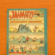 Tebeos: JAIMITO - Nº 525 - EDITORIAL VALENCIANA 1945. Lote 103694175