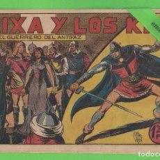 Tebeos: EL GUERRERO DEL ANTIFAZ - Nº 88 - AIXA Y LOS KIR - VALENCIANA. (1948).. Lote 103781291
