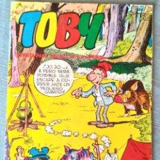 Tebeos: TOBY 1 - NOVIEMBRE 1982 - EDITORIAL VALENCIANA. Lote 103844719