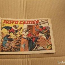Tebeos: EL ESPADACHÍN ENMASCARADO Nº 32?, JUSTO CASTIGO, EDITORIAL VALENCIANA. Lote 103872147