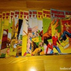 Tebeos: LOTE TEBEOS COMICS ROBERTO ALCAZAR Y PEDRIN EDIVAL EDITORIAL VALENCIANA. Lote 103993859