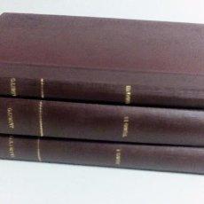 Tebeos: JAIMITO 47 EJEMPLARES ORIGINALES ENCUADERNADOS EN 3 TOMOS. DE 1961 A 1969. VER FOTOS Y DESCRIPCIÓN. Lote 104006791