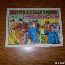 Tebeos: ROBERTO ALCAZAR Y PEDRIN Nº 695 EDITA VALENCIANA . Lote 104014275