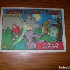 Tebeos: ROBERTO ALCAZAR Y PEDRIN Nº 1173 EDITA VALENCIANA . Lote 104014707