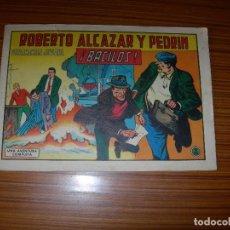 Tebeos: ROBERTO ALCAZAR Y PEDRIN Nº 848 EDITA VALENCIANA . Lote 104015943