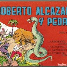 Tebeos: ROBERTO ALCÁZAR Y PEDRÍN EDITORIAL VALENCIANA TOMO Nº 2. Lote 104116023