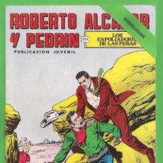 Tebeos: ROBERTO ALCÁZAR Y PEDRÍN - Nº 78 - 2ª ÉPOCA - ''LOS EXPOLIADORES DE LAS PEÑAS'' - 17-IX-1977.. Lote 104177323