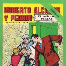 Tebeos: ROBERTO ALCÁZAR Y PEDRÍN - Nº 81 - 2ª ÉPOCA - ''EL COLLAR DE PERLAS'' - 08-X-1977.. Lote 104177795