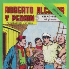 Tebeos: ROBERTO ALCÁZAR Y PEDRÍN - Nº 83 - 2ª ÉPOCA - ''CHAO-SING, EL PIRATA'' - 22-X-1977.. Lote 104178255