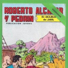Tebeos: ROBERTO ALCÁZAR Y PEDRÍN - Nº 85 - 2ª ÉPOCA - ''EL DIABLO DE JAVA'' - 05-XI-1977.. Lote 104178619