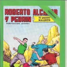 Tebeos: ROBERTO ALCÁZAR Y PEDRÍN - Nº 86 - 2ª ÉPOCA - ''EL PUENTE MALDITO'' - 12-XI-1977.. Lote 104178787