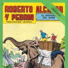 Tebeos: ROBERTO ALCÁZAR Y PEDRÍN - Nº 143 - 2ª ÉPOCA - ''EL MISTERIO DEL AVIÓN'' - 16-XII-1978.. Lote 104299395
