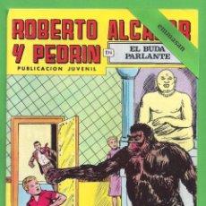 Tebeos: ROBERTO ALCÁZAR Y PEDRÍN - Nº 144 - 2ª ÉPOCA - ''EL BUDA PARLANTE'' - 23-XII-1978.. Lote 104299675