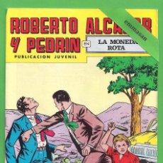 Tebeos: ROBERTO ALCÁZAR Y PEDRÍN - Nº 146 - 2ª ÉPOCA - ''LA MONEDA ROTA'' - 06-I-1979.. Lote 104300247