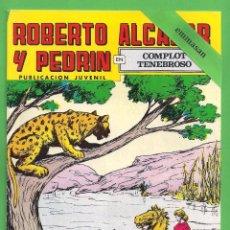 Tebeos: ROBERTO ALCÁZAR Y PEDRÍN - Nº 148 - 2ª ÉPOCA - ''COMPLOT TENEBROSO'' - 20-I-1979.. Lote 104300739