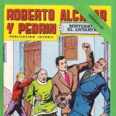 Tebeos: ROBERTO ALCÁZAR Y PEDRÍN - Nº 156 - 2ª ÉPOCA - ''MISTERIO EN EL ANTÁRTICO'' - 17-III-1979.. Lote 104303627