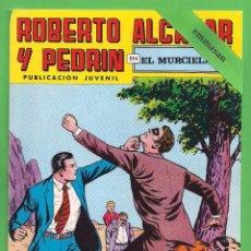 Tebeos: ROBERTO ALCÁZAR Y PEDRÍN - Nº 159 - 2ª ÉPOCA - ''EL MURCIÉLAGO'' - 07-IV-1979.. Lote 104304511