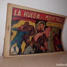 Tebeos: ROBERTO ALCAZAR -LA HUELLA DEL MONSTRUO -1PTA-NO 37. Lote 104515075