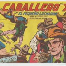 Tebeos: EL PEQUEÑO LUCHADOR EDITORIAL VALENCIANA 1960 Nº 184. Lote 104884943