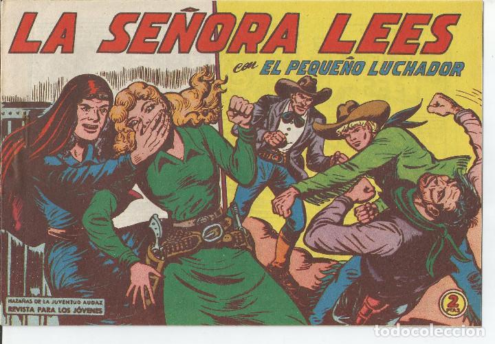 EL PEQUEÑO LUCHADOR EDITORIAL VALENCIANA 1960 Nº 185 (Tebeos y Comics - Valenciana - Pequeño Luchador)