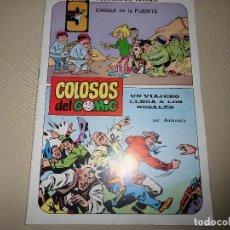 Tebeos: COLOSOS DEL COMIC Nº 3 AMBROS VALENCIANA. Lote 104913707