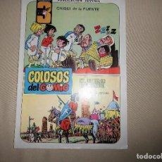 Tebeos: COLOSOS DEL COMIC Nº 4 AMBROS VALENCIANA. Lote 104913755