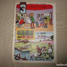Tebeos: COLOSOS DEL COMIC Nº 5 AMBROS VALENCIANA. Lote 104913787