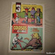 Tebeos: COLOSOS DEL COMIC Nº 8 AMBROS VALENCIANA. Lote 104913895