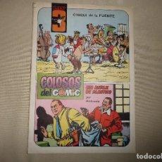 Tebeos: COLOSOS DEL COMIC Nº 11 AMBROS VALENCIANA. Lote 104914067