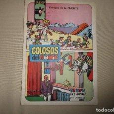 Tebeos: COLOSOS DEL COMIC Nº 12 AMBROS VALENCIANA. Lote 104914095