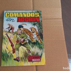 Tebeos: COMANDOS EN ACCIÓN Nº 17, ED.VALENCIANA. Lote 105014647