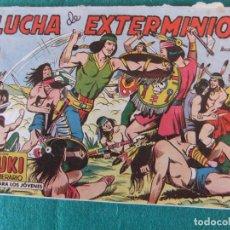 Tebeos: YUKI EL TEMERARIO Nº48 EDITORIAL VALENCIANA. Lote 105031123