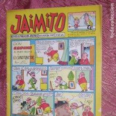 Tebeos: (F.1) (JAIMITO) DON ESPINO EL BUEN VECINO Y EL CONSTRUCTOR Nº 849 EDIT.VALENCIANA. Lote 105239935