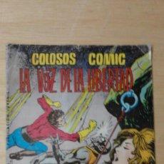 Tebeos: COLOSOS DEL COMIC. Nº 10.** LA VOZ DE LA LIBERTAD.** GEORGE H.WHITE VALENCIANA. 1980. . Lote 105359651